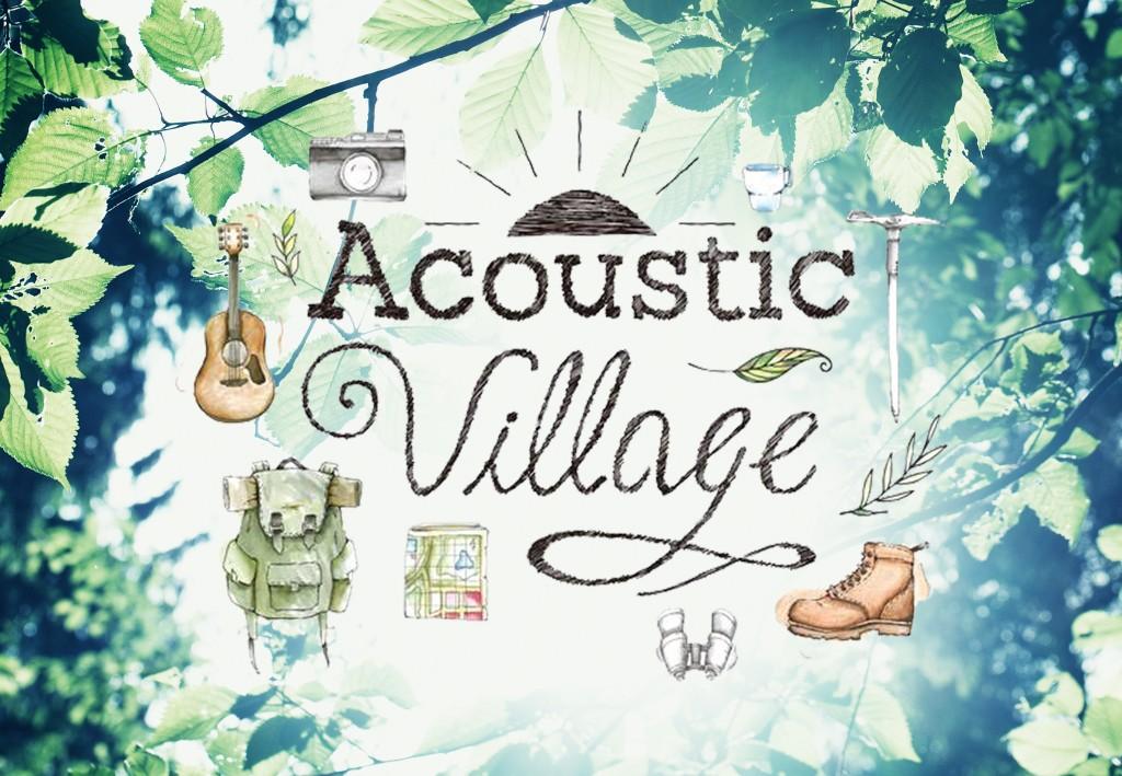 acoustic village kirim
