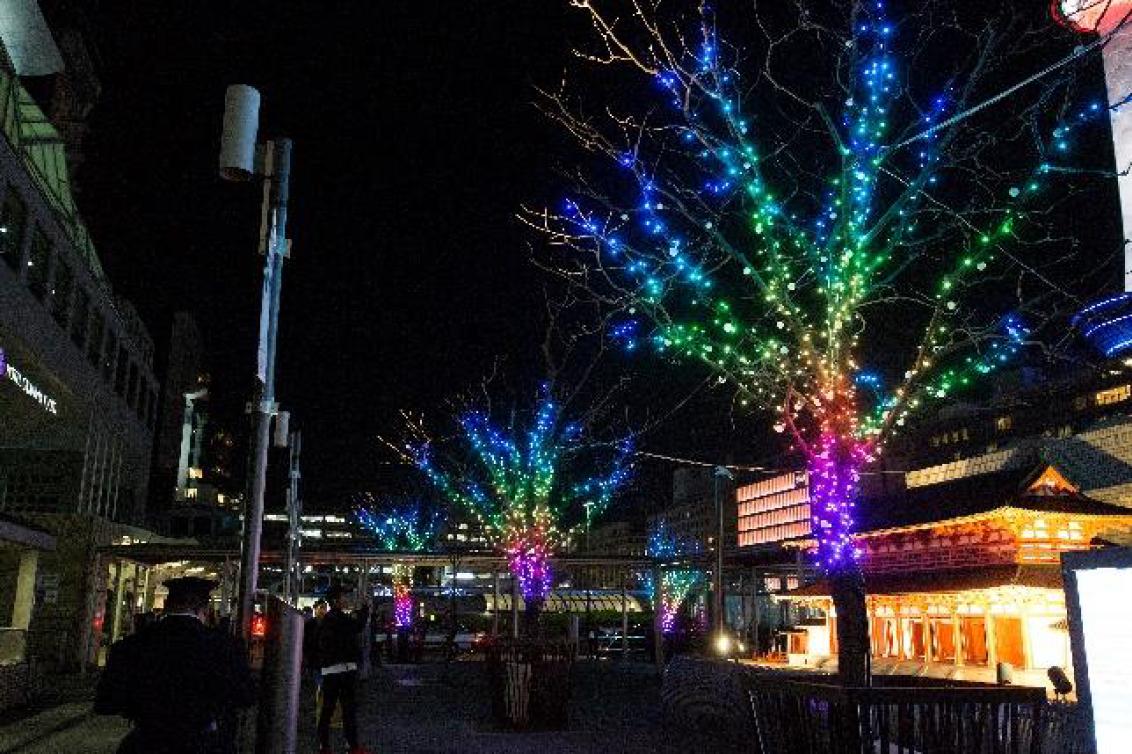京都駅ビル ときめきプロジェクト
